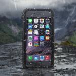 スマホやiPhone6に水没なし衝撃なしの最強のスリム防水ケース。