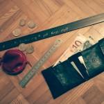 革財布の傷をエイジング。汚れを落として柔らかくする方法はこれ!
