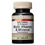 LIFESTYLEのマルチビタミンが効果が抜群すぎてリピーター続出